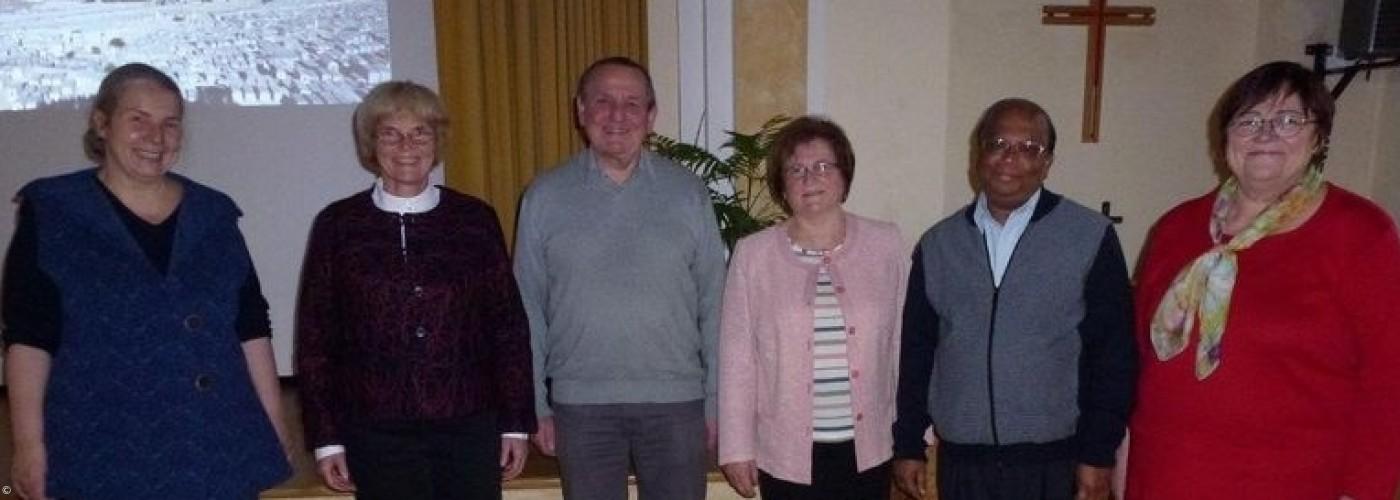 Ökomenischer Seniorenkreis